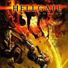 Cómics: HELLGATE LONDON (GLENAT,2008) - TOMO RUSTICA - STEVE PUGH. Lote 95982399