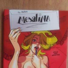 Cómics: MESALINA. RUBEN. EDITORIAL GLENAT. Lote 96073583