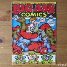 Cómics: ROBERT CRUMB - BIG ASS COMICS Nº 2 1971. Lote 96597643