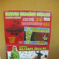 Cómics: NUEVAS HAZAÑAS BELICAS VOL.15-16. MIGOYA - PERE JOAN - SEGUI - ACUÑA. . Lote 96824211