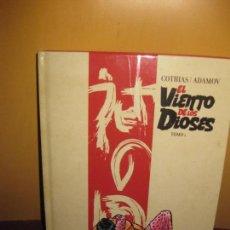 Cómics: EL VIENTO DE LOS DIOSES TOMO 1. COTHIAS / ADAMOV. GLENAT. 2011.. Lote 96833919