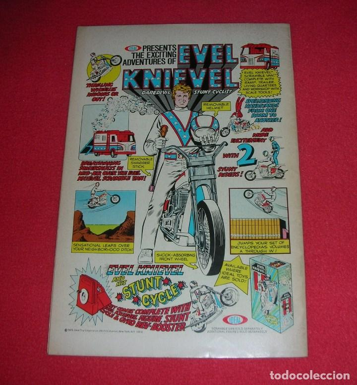 Cómics: MARVEL TRIPLE ACTION THE AVENGERS The Road Back .No.16 .JAN. 1974,IS ORIGINAL, NOT COPY NO REPRINT - Foto 2 - 96840271