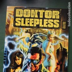 Cómics: DOKTOR SLEEPLESS. WARREN ELLIS. Lote 97264999