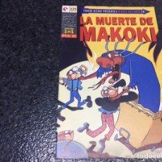 Cómics: LA MUERTE DE MAKOKI Nº 1 DE 1 -ED. GLENAT. Lote 98041667
