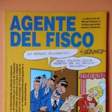 Cómics - Agente del Fisco. Colección Genios del Humor. Tomo 2 - Manuel Vázquez - 98105123