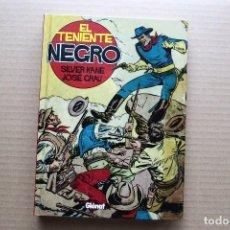 Cómics: EL TENIENTE NEGRO - INTEGRAL RECOPILATORIO - EDICIONES GLENAT. Lote 98146619