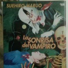 Cómics: LA SONRISA DEL VAMPIRO. Lote 98369207