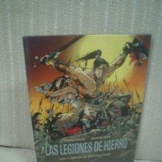 Cómics: LAS LEGIONES DE HIERRO TOMO 1 - URKHAN, EL PRÍNCIPE ENEIDE. Lote 98481903