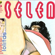 Cómics: SELEN Nº 2. ESPECIAL LOLITAS. JULIO 1995. EDICIONES GLÉNAT. Lote 139419749