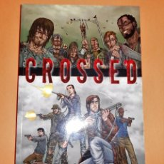 Cómics: GARTH ENNIS. CROSSED. VOLUMEN 1. PRESTIGIO . IMPECABLE.. Lote 99147571