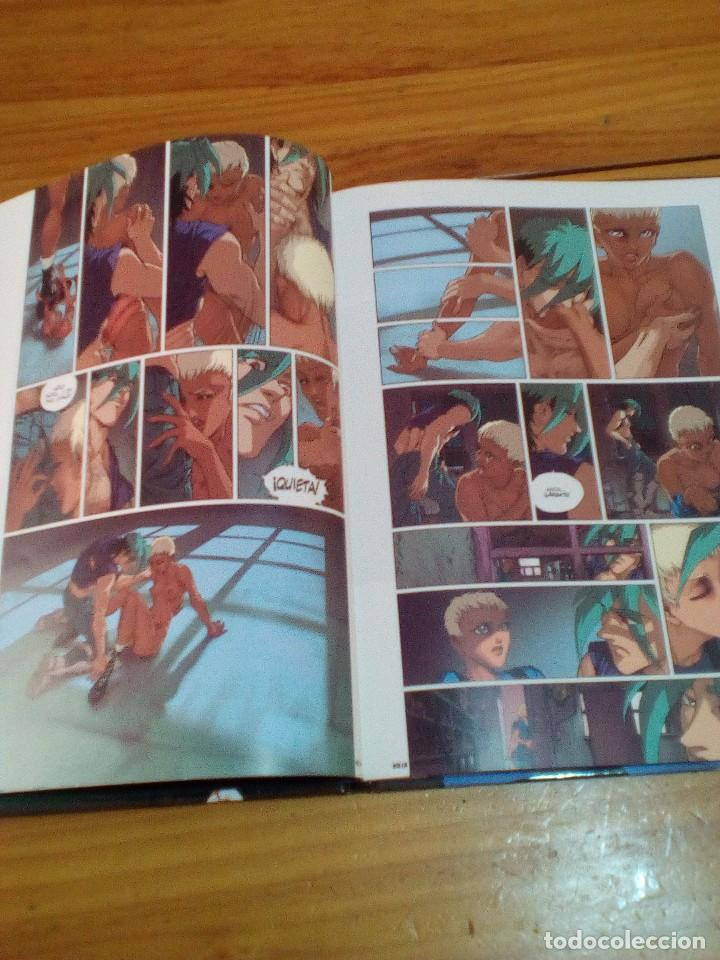 Cómics: HK 1.2 Paradiso, de Morvan Hèrault - Foto 7 - 99316163