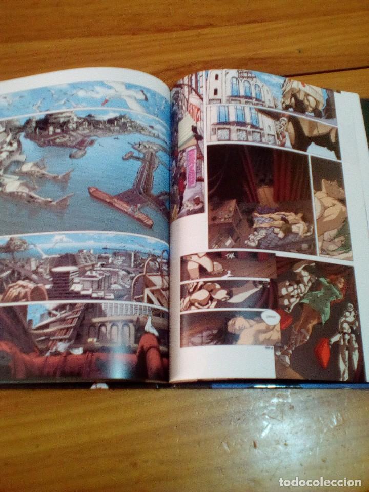 Cómics: HK 1.2 Paradiso, de Morvan Hèrault - Foto 8 - 99316163