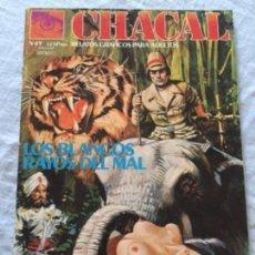 Cómics: CHACAL RELATOS GRÁFICOS PARA ADULTOS. Lote 99575211