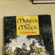 Cómics: MUÑECA DE MARFIL Nº 5. Lote 122138579
