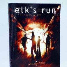 Cómics: ELK'S RUN, LA HUIDA DE ELK (HALE FIALKOV / TUAZON / A. KEATING) GLENAT, 2008. OFRT ANTES 19,95E. Lote 101911659