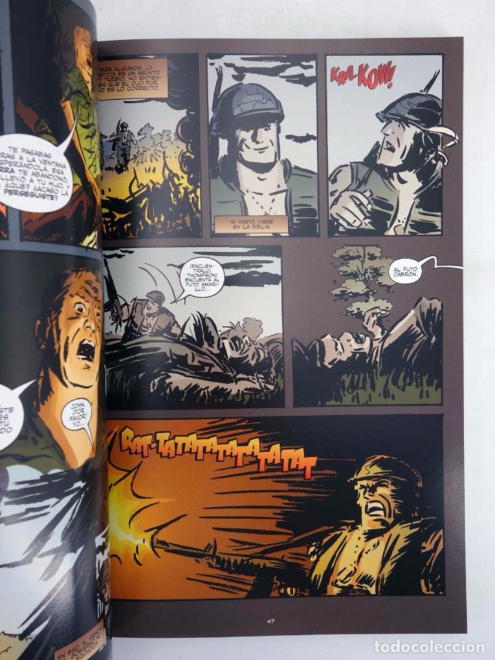 Cómics: ELK'S RUN, LA HUIDA DE ELK (Hale Fialkov / Tuazon / A. Keating) Glenat, 2008. OFRT antes 19,95E - Foto 5 - 101911659