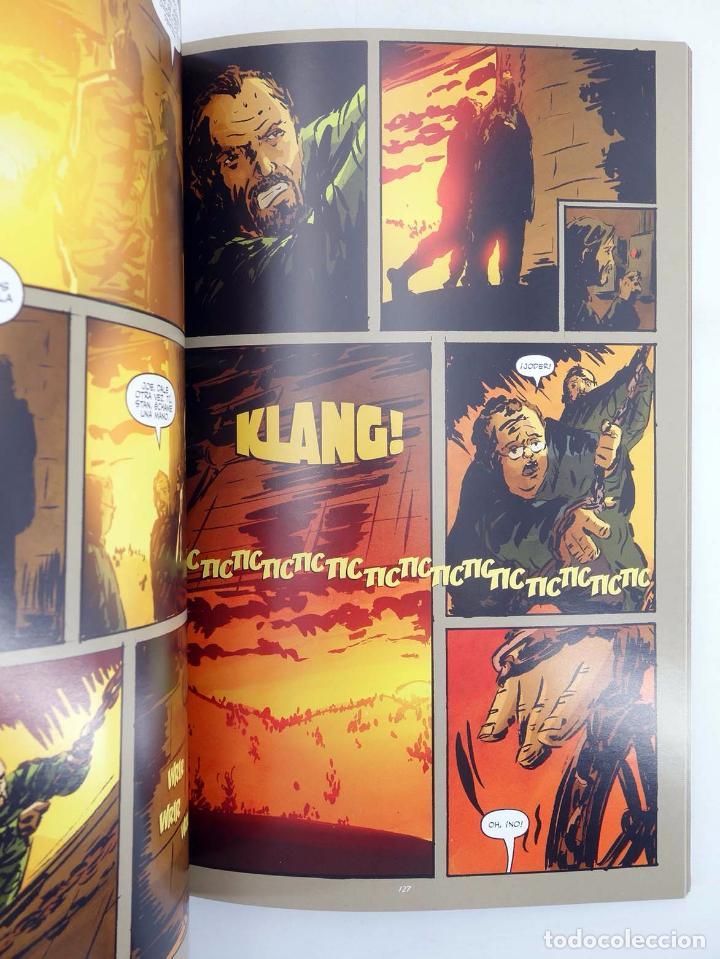 Cómics: ELK'S RUN, LA HUIDA DE ELK (Hale Fialkov / Tuazon / A. Keating) Glenat, 2008. OFRT antes 19,95E - Foto 6 - 101911659