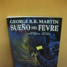 Cómics: SUEÑO DEL FEVRE. GEORGE R.R. MARTIN. GLENAT 2011.. Lote 102347979
