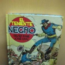 Cómics: EL TENIENTE NEGRO. SILVER KANE, JOSE GRAU. GLENAT 2010. Lote 102369787