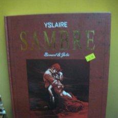 Cómics: SAMBRE. BERNARD & JULIE. OBRA COMPLETA. YSLAIRE / BALAC. GLENAT 2009. Lote 102388591