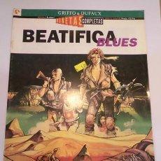 Cómics: VIÑETAS COMPLETAS NUM 3 - BEATIFICA BLUES - ED GLENAT- 1991. Lote 102564964