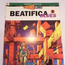 Cómics: VIÑETAS COMPLETAS NUM 5 - BEATIFICA BLUES - ED GLENAT- 1991. Lote 102565044