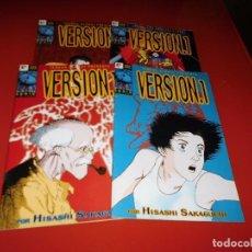 Cómics: VERSION.1 Nº 1 AL 8 - COMPLETA - GLÈNAT. Lote 103521979