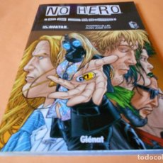 Cómics: NO HERO. WARREN ELLIS. RUSTICA. COMO NUEVO. Lote 103579147