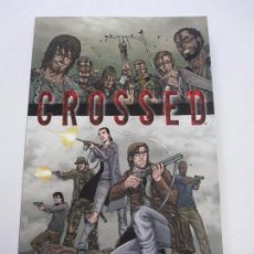 Cómics: CROSSED. VOLUMEN 1. GARTH ENNIS. JACEN BURROWS PRESTIGIO . IMPECABLE. GLENAT. Lote 103588659