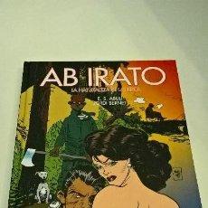 Cómics: COMIC EDT AB IRATO LA NATURALEZA DE LA BESTIA ABULI COLECCION BERNET TOMO TAPA DURA 62 PAGS NUEVO . Lote 103606943