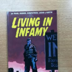 Cómics: LIVING IN INFAMY. Lote 103613871