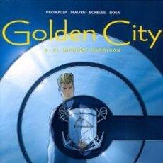 Cómics: GOLDEN CITY Nº 05 .( MUY REBAJADO). Lote 103655579