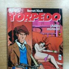 Cómics: TORPEDO #14 ADIOS MUÑECO. Lote 103879255