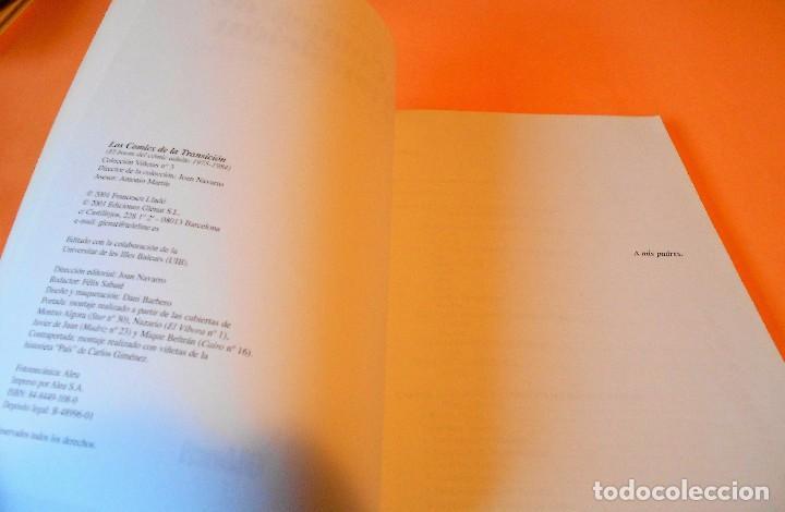 Cómics: LOS COMICS DE LA TRANSICIÓN. 1975- 1984. TAPA BLANDA. MUY BUEN ESTADO - Foto 3 - 104070051