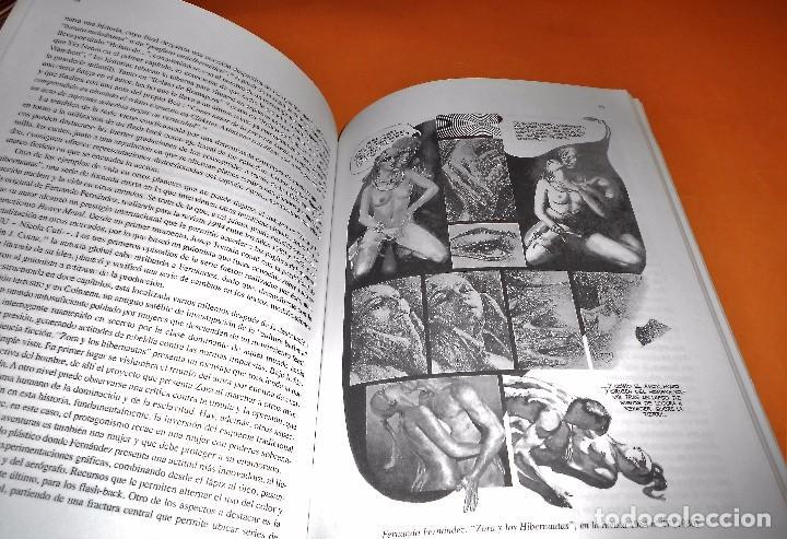 Cómics: LOS COMICS DE LA TRANSICIÓN. 1975- 1984. TAPA BLANDA. MUY BUEN ESTADO - Foto 4 - 104070051