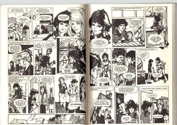 Cómics: ESTHER Y SU MUNDO. VOL. 1. PURITA CAMPOS. EDICION DE BOLSILLO. AÑO 2009 - Foto 2 - 104154480