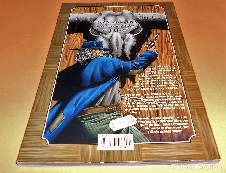 Comics: GARTH ENNIS. STREETS OF GLORY. TAPA BLANDA . MUY BUEN ESTADO. - Foto 2 - 104188995