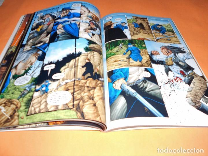 Comics: GARTH ENNIS. STREETS OF GLORY. TAPA BLANDA . MUY BUEN ESTADO. - Foto 3 - 104188995