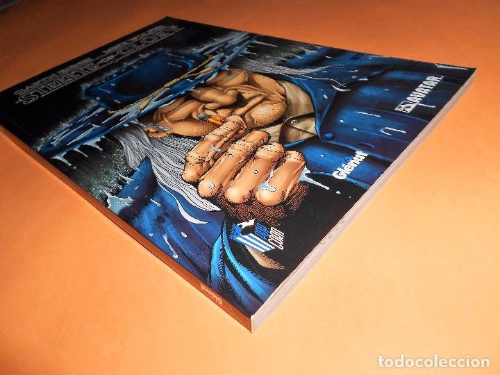 Comics: GARTH ENNIS. STREETS OF GLORY. TAPA BLANDA . MUY BUEN ESTADO. - Foto 5 - 104188995