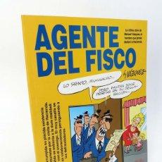 Cómics: GENIOS DEL HUMOR 2. AGENTE DEL FISCO (BY MANUEL VÁZQUEZ) GLENAT, 1997. OFRT. Lote 155440820