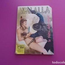 Cómics: WALALLA COMIC EROTICO AÑOS 80. Lote 104287187