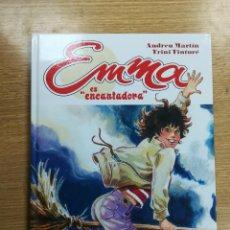 Cómics: EMMA ES ENCANTADORA. Lote 206213356