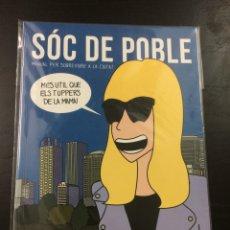 Cómics: SÓC DE POBLE - MANUAL PER SOBREVIURE A LA CIUTAT - GLENAT COMICS. Lote 104577271