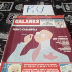 Cómics: GALANES NÚMERO 10 , GALLARDO & VIDAL FOLCH. Lote 104579068