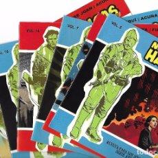 Cómics: NUEVAS HAZAÑAS BÉLICAS NOS. 5, 6, 7, 14,15 Y 16 (ED. GLENAT). Lote 104581015