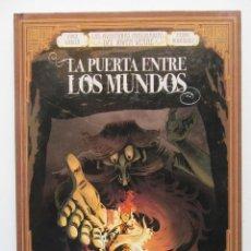 Cómics: LA PUERTA ENTRE LOS MUNDOS - JORGE GARCIA Y PEDRO RODRIGUEZ - GLENAT - TAPA DURA - BUENO. Lote 104610155