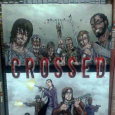 Cómics: CROSSED VOL.1 GARTH ENNIS Y JACEN BURROWS. GLENAT. Lote 104710815
