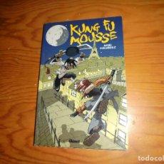 Cómics: KUNG FU MOUSSE. NACHO FERNANDEZ. EDITORIAL GLENAT 2010. Lote 105038095