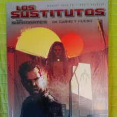 Cómics: LOS SUSTITUTOS (THE SURROGATES Nº 2): DE CARNE Y HUESO - ROBERT VENDITTI; BRETT WELDELE. Lote 105333339