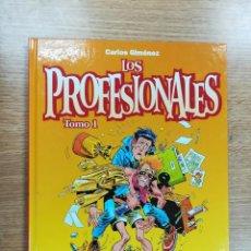 Cómics: LOS PROFESIONALES #1. Lote 105625295